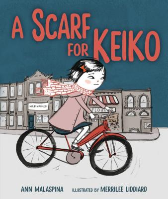 A Scarf for Keiko Cover Image
