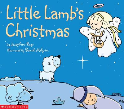 Little Lamb's Christmas Cover