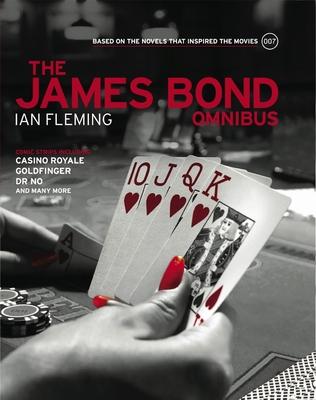 The James Bond Omnibus, Volume 001 Cover