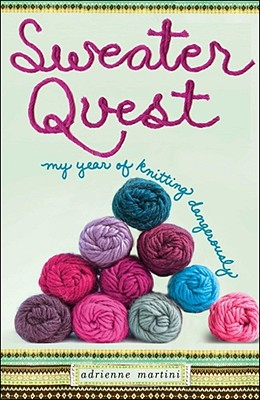 Sweater Quest Cover