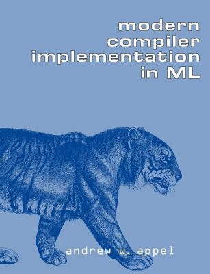 Modern Compiler Implementation in ML Cover Image