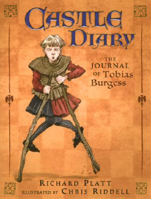 Castle Diary: The Journal of Tobias Burgess Cover Image