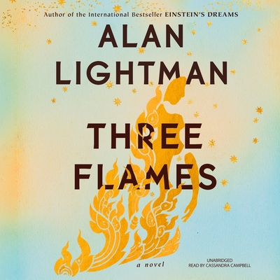Three Flames Lib/E Cover Image