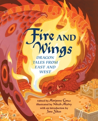 Fire and Wings Cover