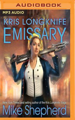 Emissary (Kris Longknife #15) Cover Image