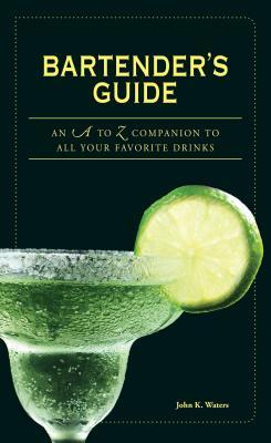 Cover for Bartender's Guide