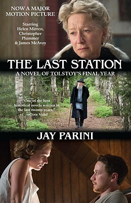 Cover for The Last Station (Movie Tie-in Edition)