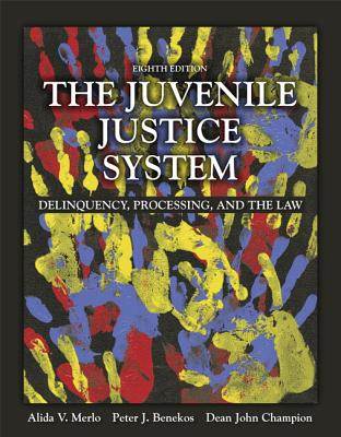 The Juvenile Justice System: Delinquency, Processing, and the Law Cover Image