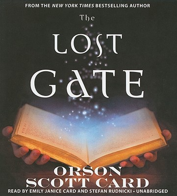 The Lost Gate Cover