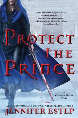 Protect the Prince (A Crown of Shards Novel #2) Cover Image