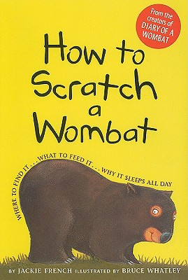 How to Scratch a Wombat Cover