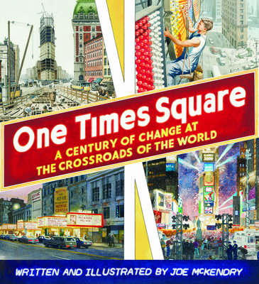 One Times Square Cover