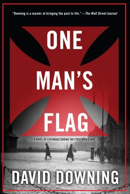 One Man's Flag (A Jack McColl Novel #2) Cover Image