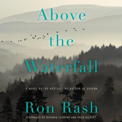 Above the Waterfall Lib/E Cover Image