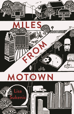 Cover for Miles from Motown