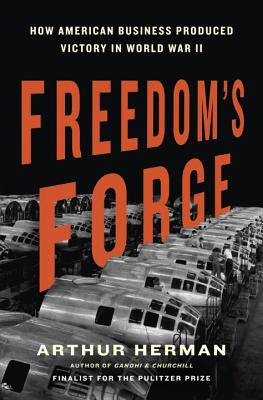 Freedom's Forge Cover