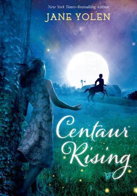 Centaur Rising Cover