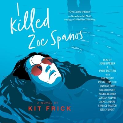 I Killed Zoe Spanos Cover Image