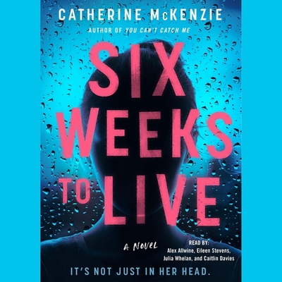 Six Weeks to Live Cover Image