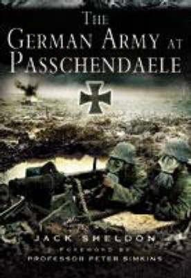 Cover for The German Army at Passchendaele