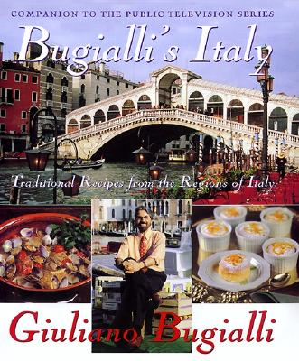 Cover for Bugialli's Italy