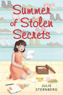 Summer of Stolen Secrets Cover Image