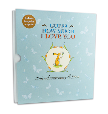 Guess How Much I Love You 25th Anniversary Slipcase Edition Cover Image