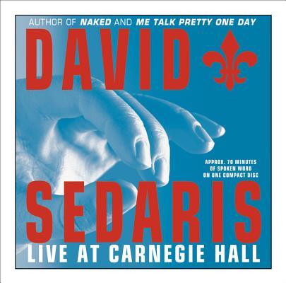 David Sedaris Cover