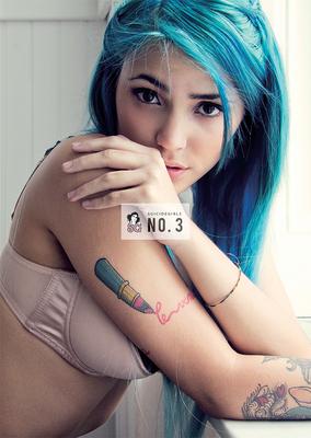 Suicidegirls: No. 3 Cover Image