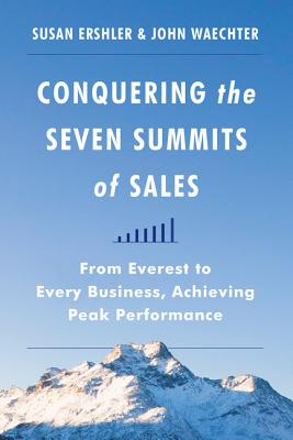Conquering the Seven Summits of Sales Cover