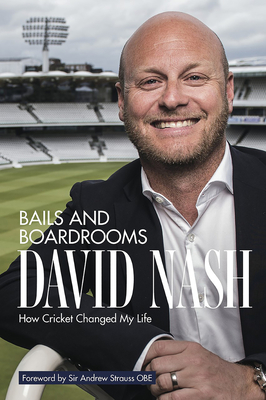 Bails and Boardrooms: How Cricket Changed My Life Cover Image