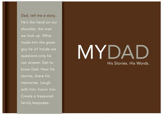 My Dad - His Story. His Words. Cover Image