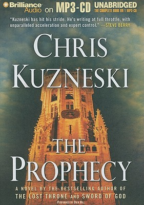 Cover for The Prophecy