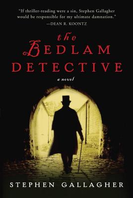 The Bedlam Detective Cover
