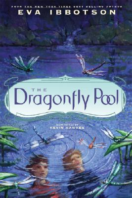 The Dragonfly Pool Cover