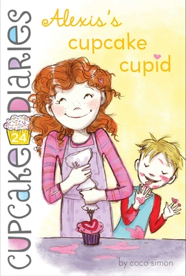 Alexis's Cupcake Cupid (Cupcake Diaries #24) Cover Image