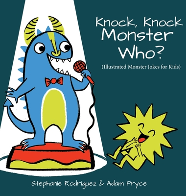 Knock, Knock, Monster Who? Cover Image