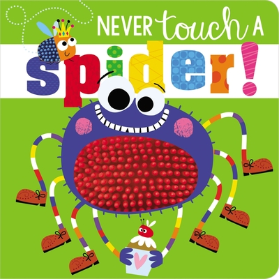 Never Touch a Spider Cover Image