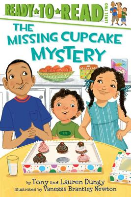 The Missing Cupcake Mystery Cover