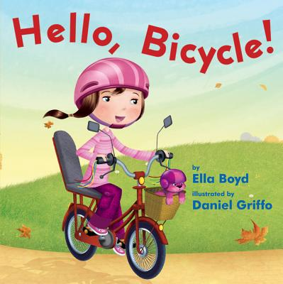 Hello, Bicycle! Cover