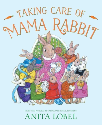 Taking Care of Mama Rabbit Cover Image