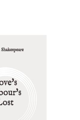 Love's Labour's Lost: Original Cover Image