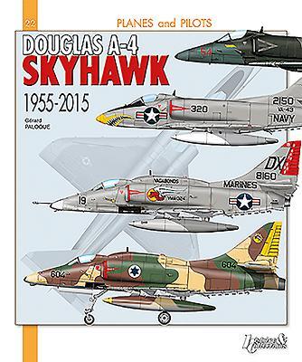 Douglas A4 Skyhawk: 1955-2015 (Planes and Pilots #22) Cover Image