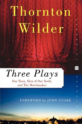 Three Plays Cover