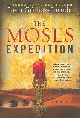 The Moses Expedition Cover