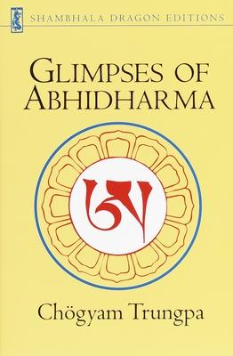 Glimpses of Abhidharma Cover