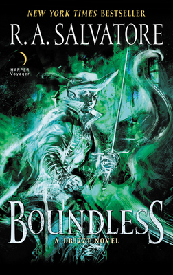 Boundless: A Drizzt Novel (Generations) Cover Image