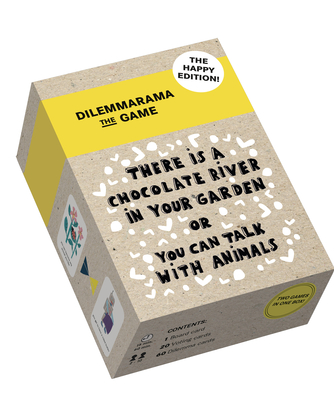 Dilemmarama the Game: Happy edition: The game is simple, you have to choose! Cover Image