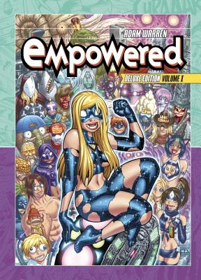 Empowered, Volume 1 Cover