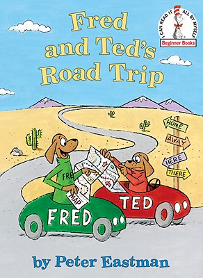 Fred and Ted's Road Trip Cover
